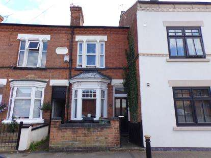 3 Bedrooms Terraced House for sale in Bassett Street, Wigston, Leicestershire