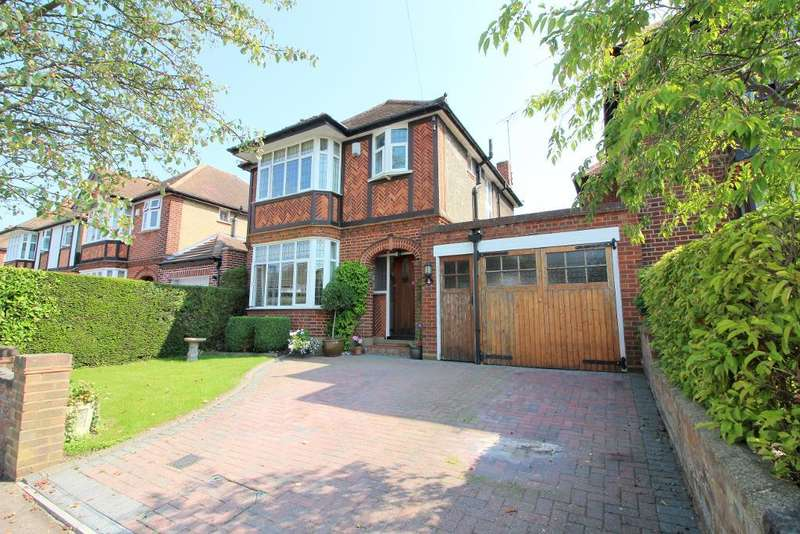 3 Bedrooms Detached House for sale in Manton Drive, Luton, Bedfordshire, LU2 7DH