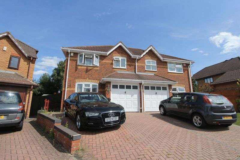 3 Bedrooms Property for sale in Harcourt Way, Northampton
