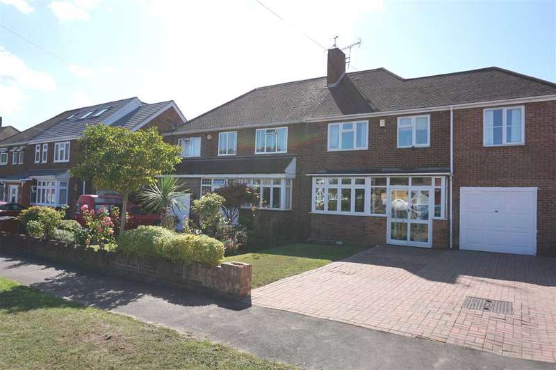 5 Bedrooms Semi Detached House for sale in Arnold Crscent - Isleworth