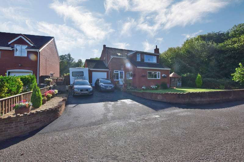4 Bedrooms Detached House for sale in Watchhouse Rd, Pill, BS20