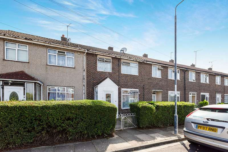 3 Bedrooms House for sale in Mottisfont Road, Abbey Wood, London, SE2