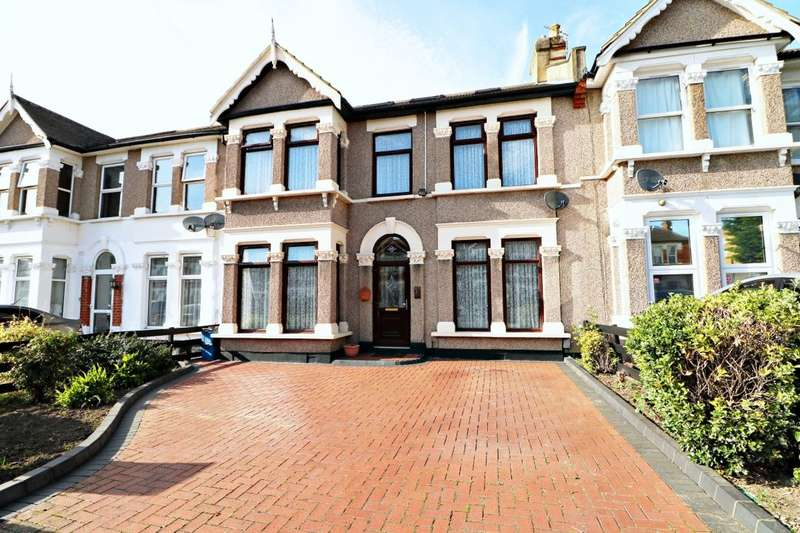 6 Bedrooms Terraced House for sale in Ashgrove Road, Ilford, IG3