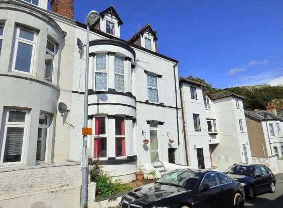5 Bedrooms Terraced House for sale in Ty Gwyn Road, Llandudno, Gwynedd, LL30 2QR