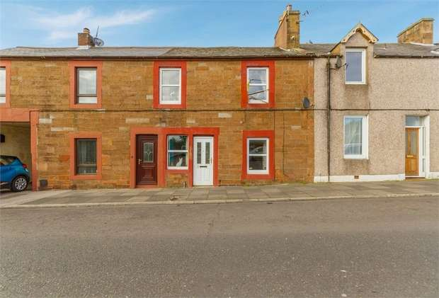 4 Bedrooms Terraced House for sale in Scotts Street, Annan, Dumfries and Galloway