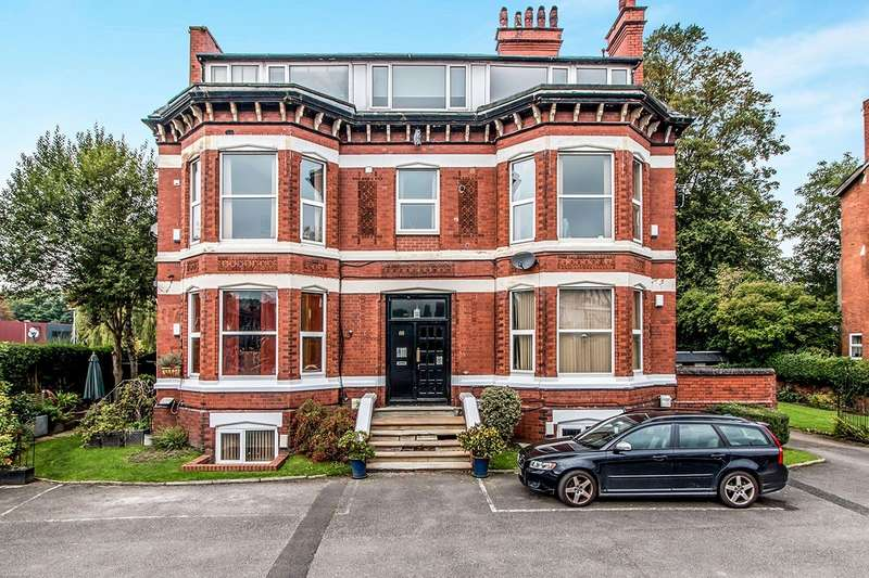 2 Bedrooms Apartment Flat for sale in Palatine Road, Manchester Didsbury, Greater Manchester, M20