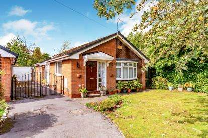 3 Bedrooms Bungalow for sale in Aylsham Close, Bredbury, Stockport, Cheshire
