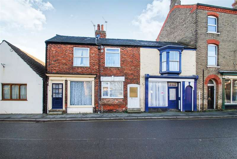 2 Bedrooms Terraced House for sale in South Street, Alford, LN13