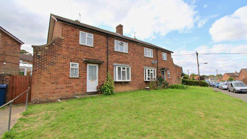 3 Bedrooms Semi Detached House for sale in Misbourne Drive, Great Missenden