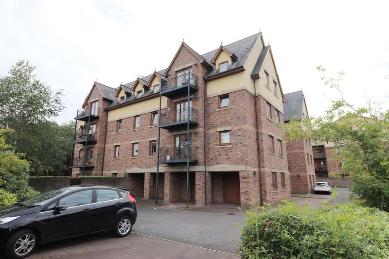 3 Bedrooms Apartment Flat for sale in Reiver Place, Carlisle, CA3