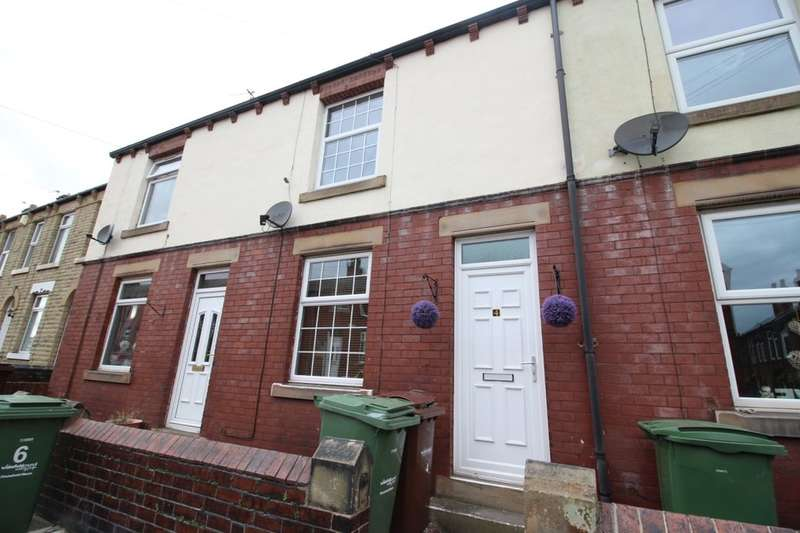 1 Bedroom Terraced House for rent in Hilda Street, Ossett, WF5