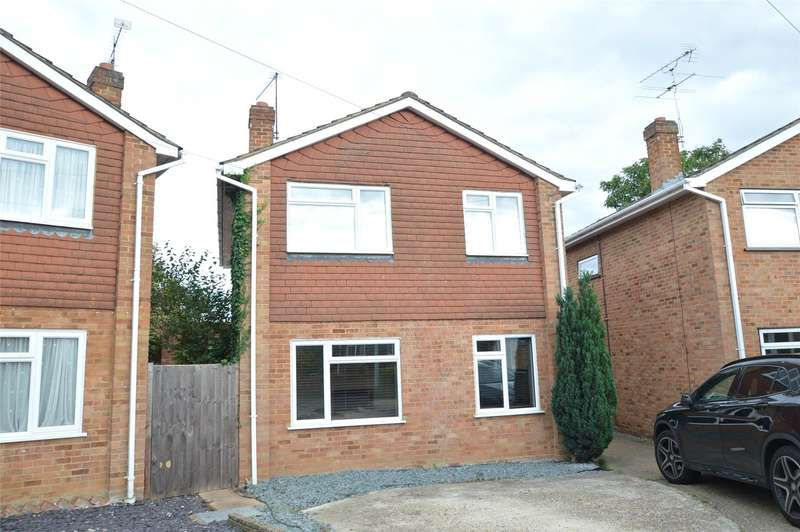 4 Bedrooms Detached House for sale in Powis Close, Maidenhead, Berkshire, SL6
