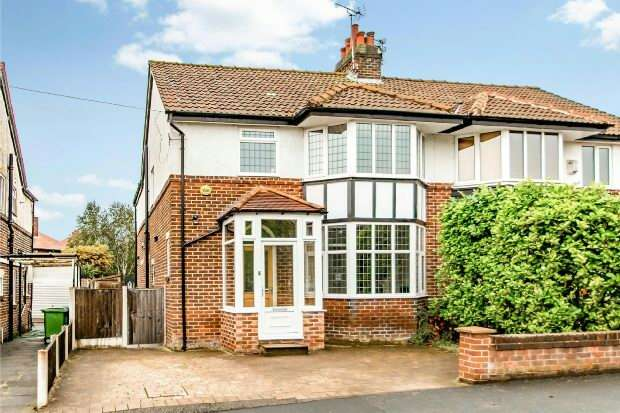 5 Bedrooms Semi Detached House for sale in Acacia Avenue, Hale