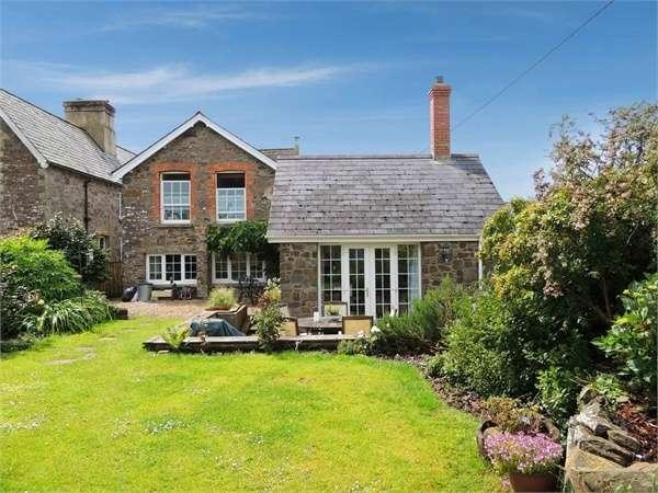 4 Bedrooms Detached House for sale in St Giles, Torrington, Devon