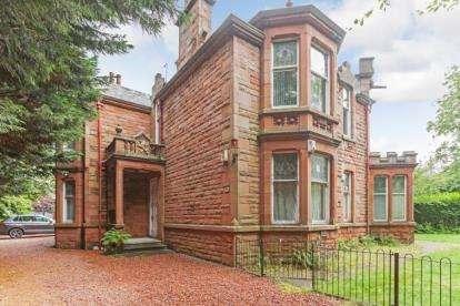 4 Bedrooms Flat for sale in Beech Avenue, Glasgow