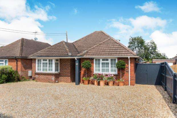 4 Bedrooms Bungalow for sale in Old Basing, Basingstoke, Hampshire
