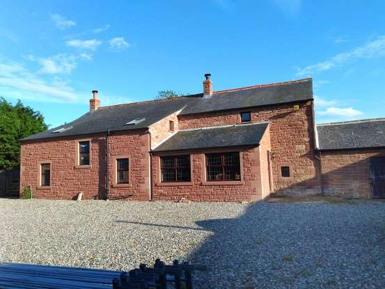 5 Bedrooms Barn Conversion Character Property for sale in Kirklinton, Carlisle, Cumbria, CA6 6BD