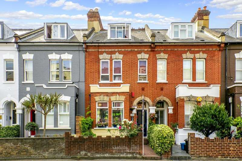 4 Bedrooms Terraced House for sale in Sheen Road, Richmond