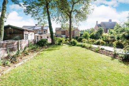 4 Bedrooms Detached House for sale in Limes Avenue, Nether Langwith, Mansfield, Nottinghamshire
