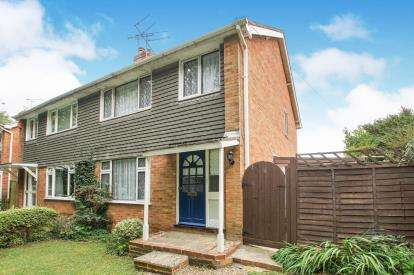 3 Bedrooms Semi Detached House for sale in Streamside Road, Chipping Sodbury, Bristol, South Gloucestershire