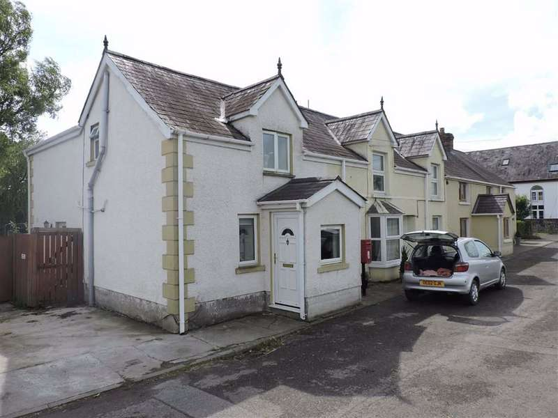 2 Bedrooms End Of Terrace House for sale in Manordeilo, Llandeilo