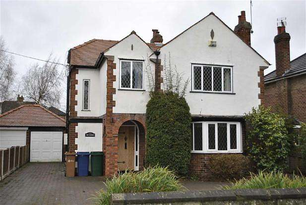 4 Bedrooms Detached House for rent in Upton Lane, Upton, Chester