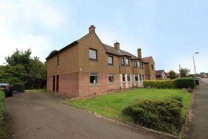 3 Bedrooms Flat for sale in Oswald Avenue, Grangemouth