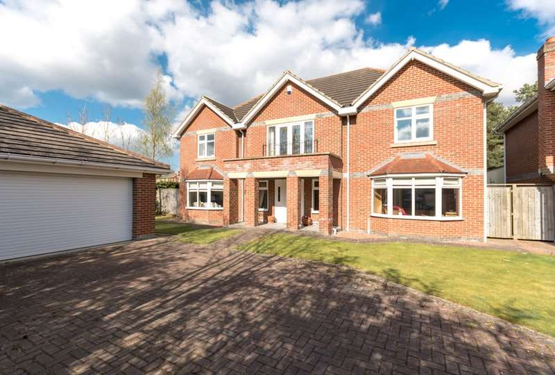 6 Bedrooms Detached House for sale in South View, Stockton-on-Tees, Tyne and Wear, TS16