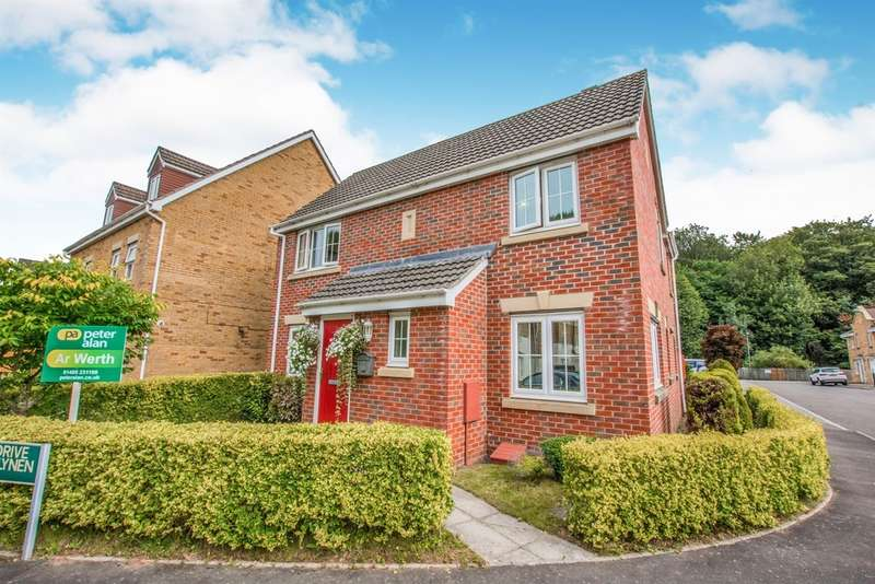 4 Bedrooms Detached House for sale in Coed Celynen Drive, Abercarn, NEWPORT