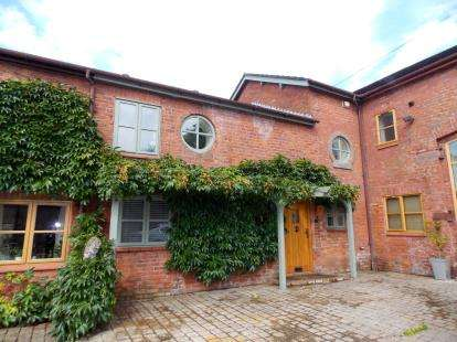 3 Bedrooms Barn Conversion Character Property for sale in Valley Farm Barns, Willow Green Lane, Little Leigh, Northwich