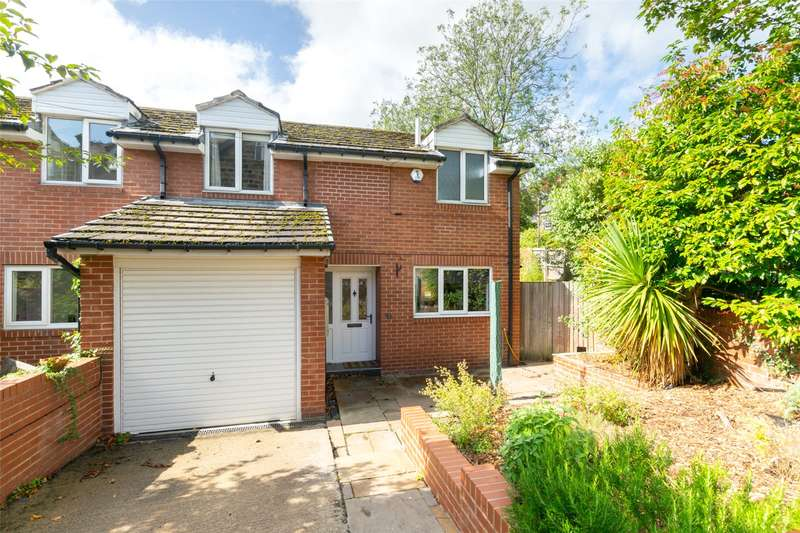 3 Bedrooms End Of Terrace House for rent in Claremont Court, Leeds, West Yorkshire, LS6