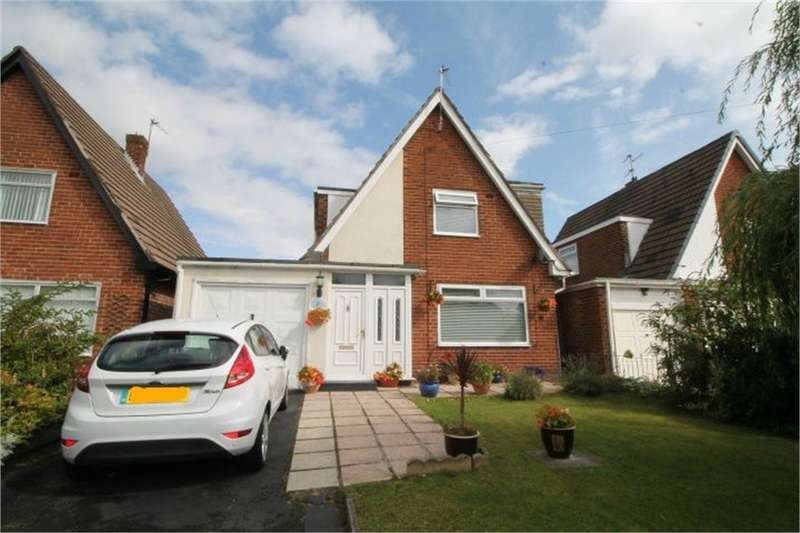 3 Bedrooms Detached House for sale in Alexandra Mount, Litherland, LIVERPOOL, Merseyside