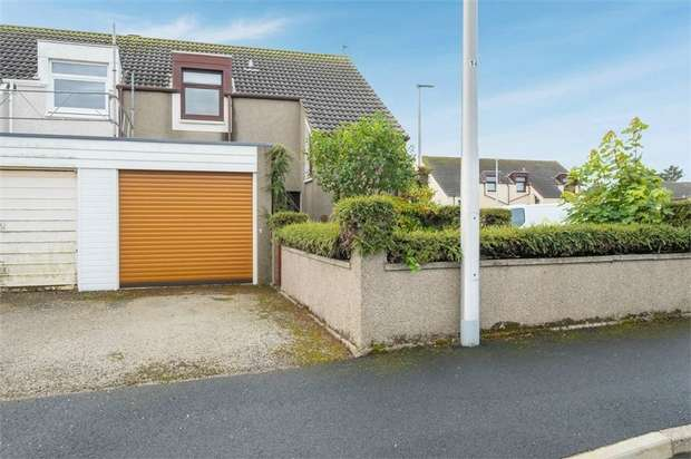 3 Bedrooms Semi Detached House for sale in School Crescent, Newburgh, Ellon, Aberdeenshire