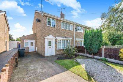 3 Bedrooms Semi Detached House for sale in Field Road, Stainforth, Doncaster, South Yorkshire