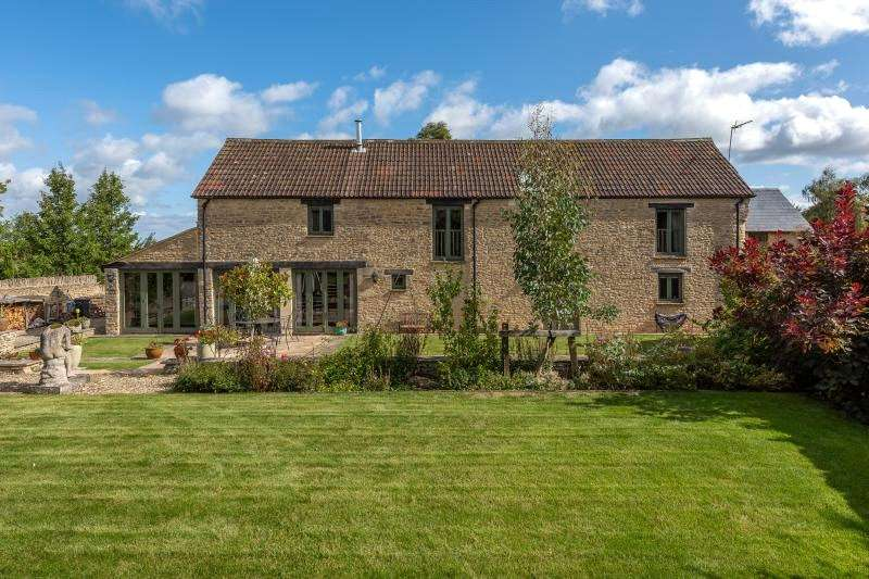 4 Bedrooms Detached House for sale in Richards Drive, Upper North Wraxall, Chippenham, Wiltshire, SN14