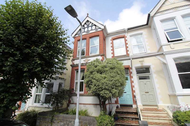 4 Bedrooms Terraced House for sale in Kingswood Park Avenue, Peverell, PL3 4NQ