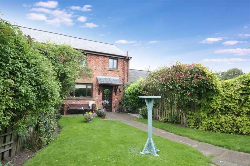 2 Bedrooms Mews House for sale in Stanley Mews, Roseacre Road, Roseacre, Preston