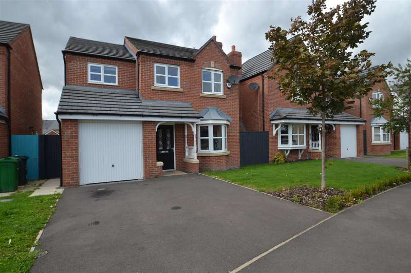 3 Bedrooms Detached House for sale in Powder Mill Road, EDGEWATER PARK, Latchford, WA4