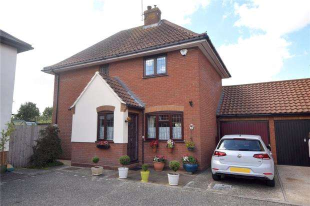 2 Bedrooms Detached House for sale in Morella Close, Great Bentley, Colchester