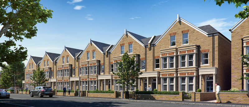 3 Bedrooms End Of Terrace House for sale in Surbiton, Surrey