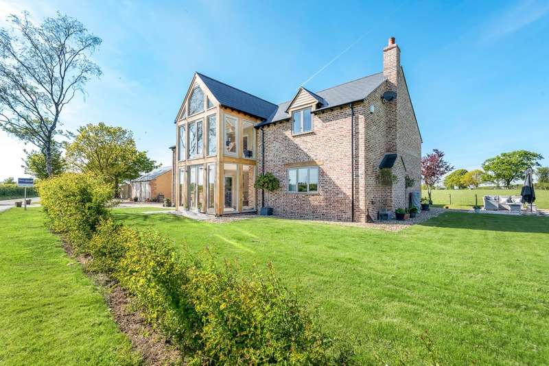 4 Bedrooms Detached House for sale in Braydon