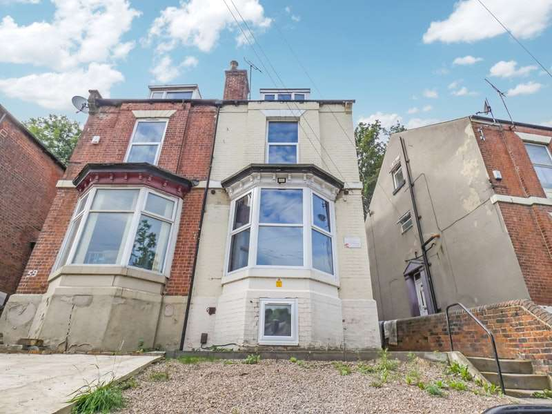 6 Bedrooms Semi Detached House for sale in Burngreave Road, Sheffield, South Yorkshire, S3