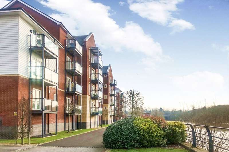 2 Bedrooms Flat for sale in Saddlery Way, Chester, CH1