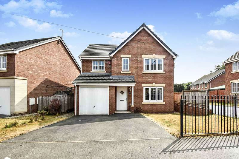 4 Bedrooms Detached House for sale in Hoyle Mill Road, S70
