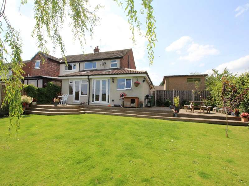 3 Bedrooms Semi Detached House for sale in Jackson Road, Houghton, Carlisle, CA3