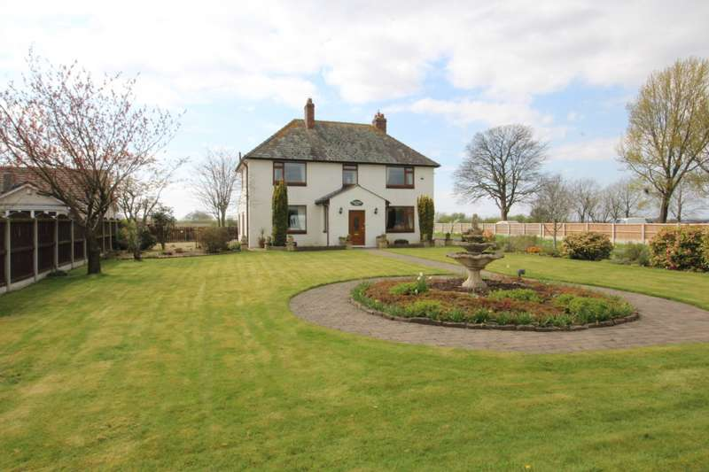 4 Bedrooms Detached House for sale in Blackford, Carlisle, Cumbria, CA6