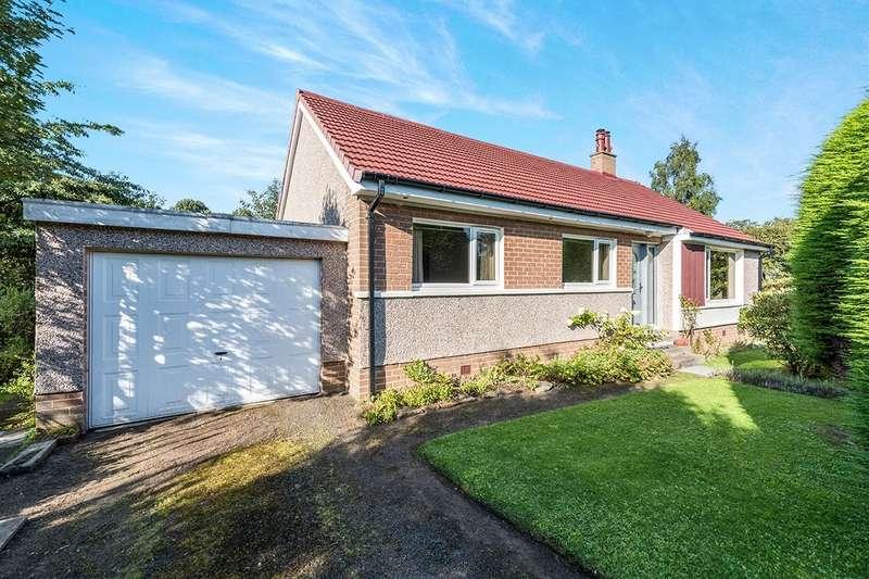 3 Bedrooms Detached Bungalow for sale in Dovecot Park, Aberdour, Burntisland, Fife, KY3