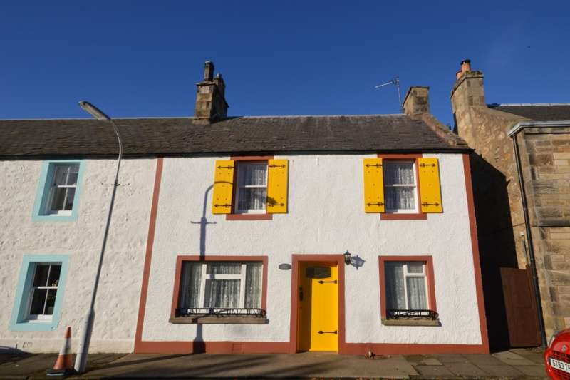 3 Bedrooms House for sale in Manse Street, Aberdour, Burntisland, Fife, KY3