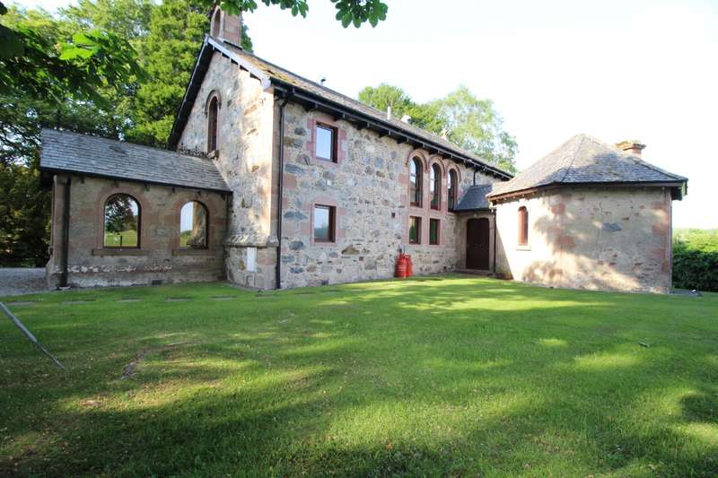 4 Bedrooms Detached House for sale in Highfield House, MUIR OF ORD, Ross-Shire, IV6