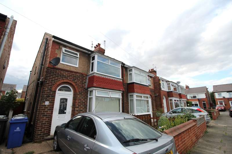 3 Bedrooms Semi Detached House for sale in Melbourne Road, Balby, Doncaster, South Yorkshire, DN4
